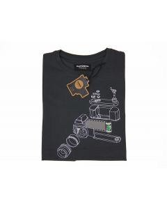 T SHIRT EXPLODED VIEW