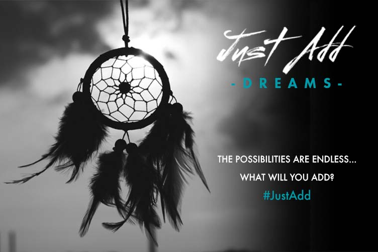Just Add Dreams Hero Banner linking to galllery
