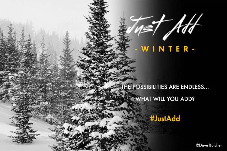 Just Add Winter here banner