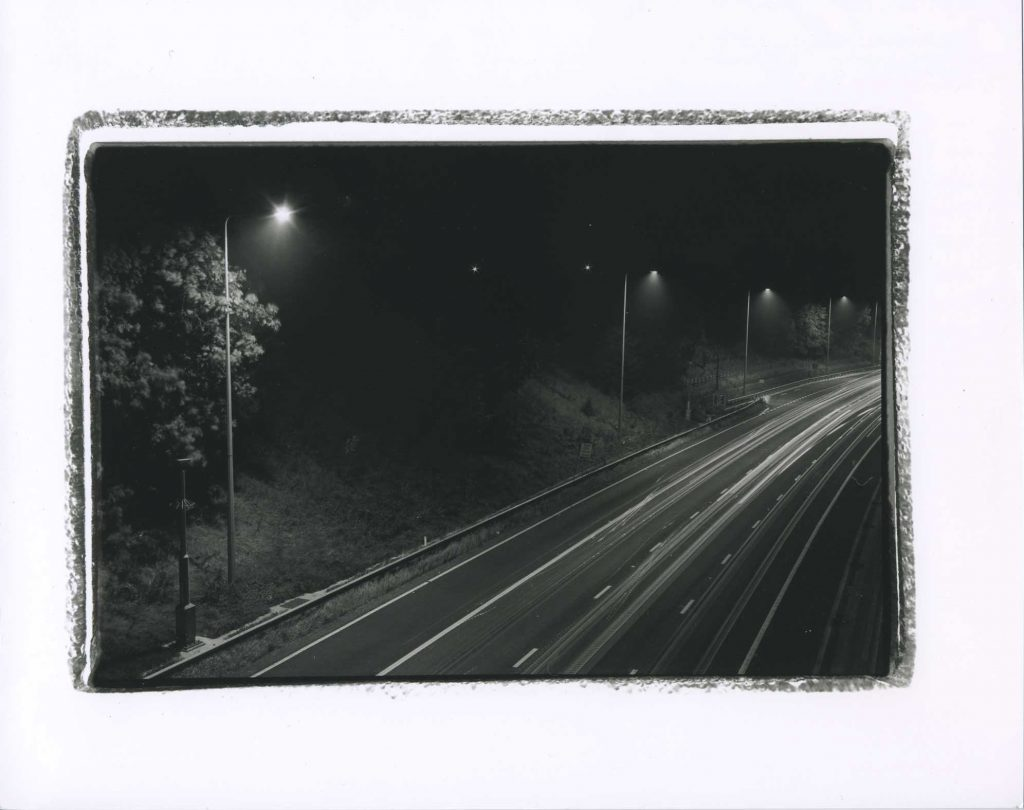 "Winner darkroom - ""Light in the dark"" - Elliott Jagger - Leeds College of Art"
