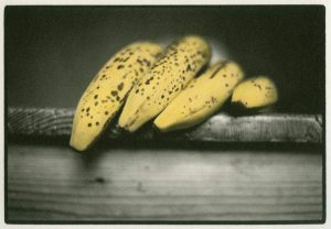 Banana hand by Andrew Sanderson