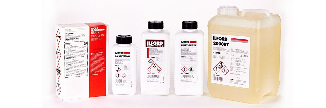 Ilford chemistry