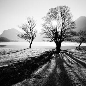 Winter sun, Buttermere