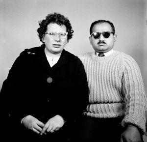 Black and white film portraits by Masterji