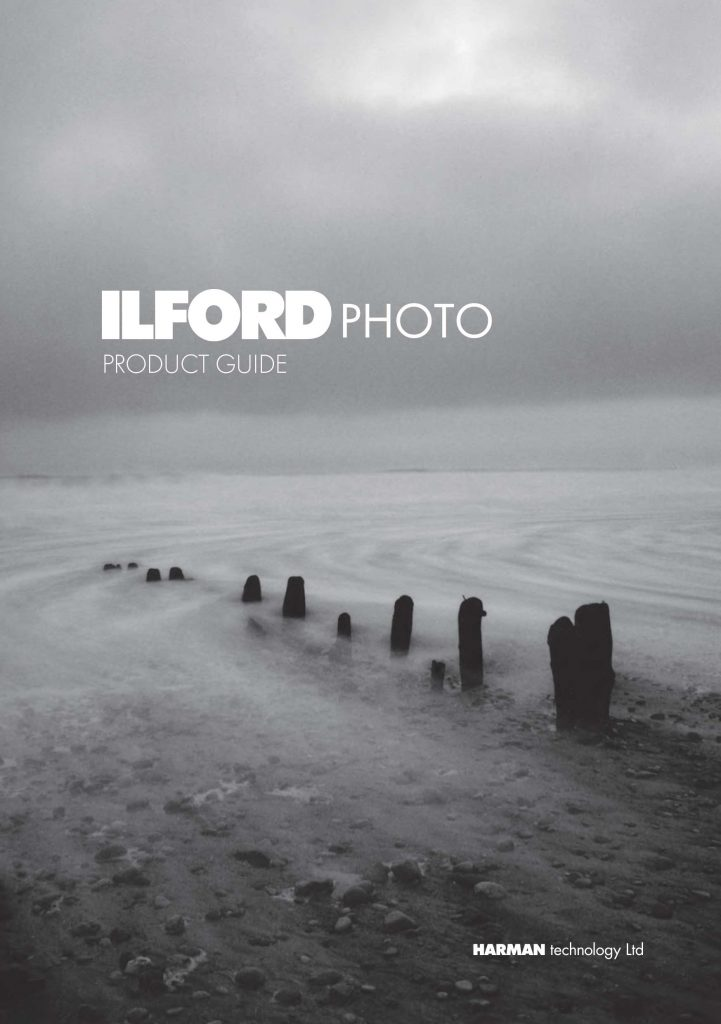 Ilford Photo Product Brochure