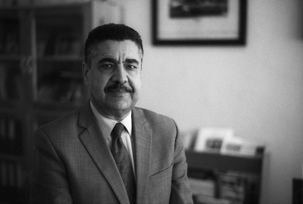 B&W films photo ofDr-Sarmast,-Founder-and-Director