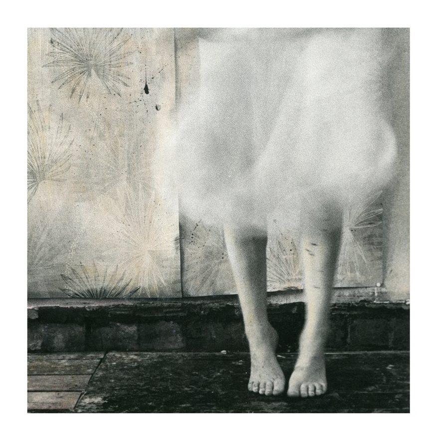 @corrine_perry 'Melancholia #1' Hand Coloured Darkroom Photograph #alternateprocess #ilfordfridayfavourites @ILFORDPhoto