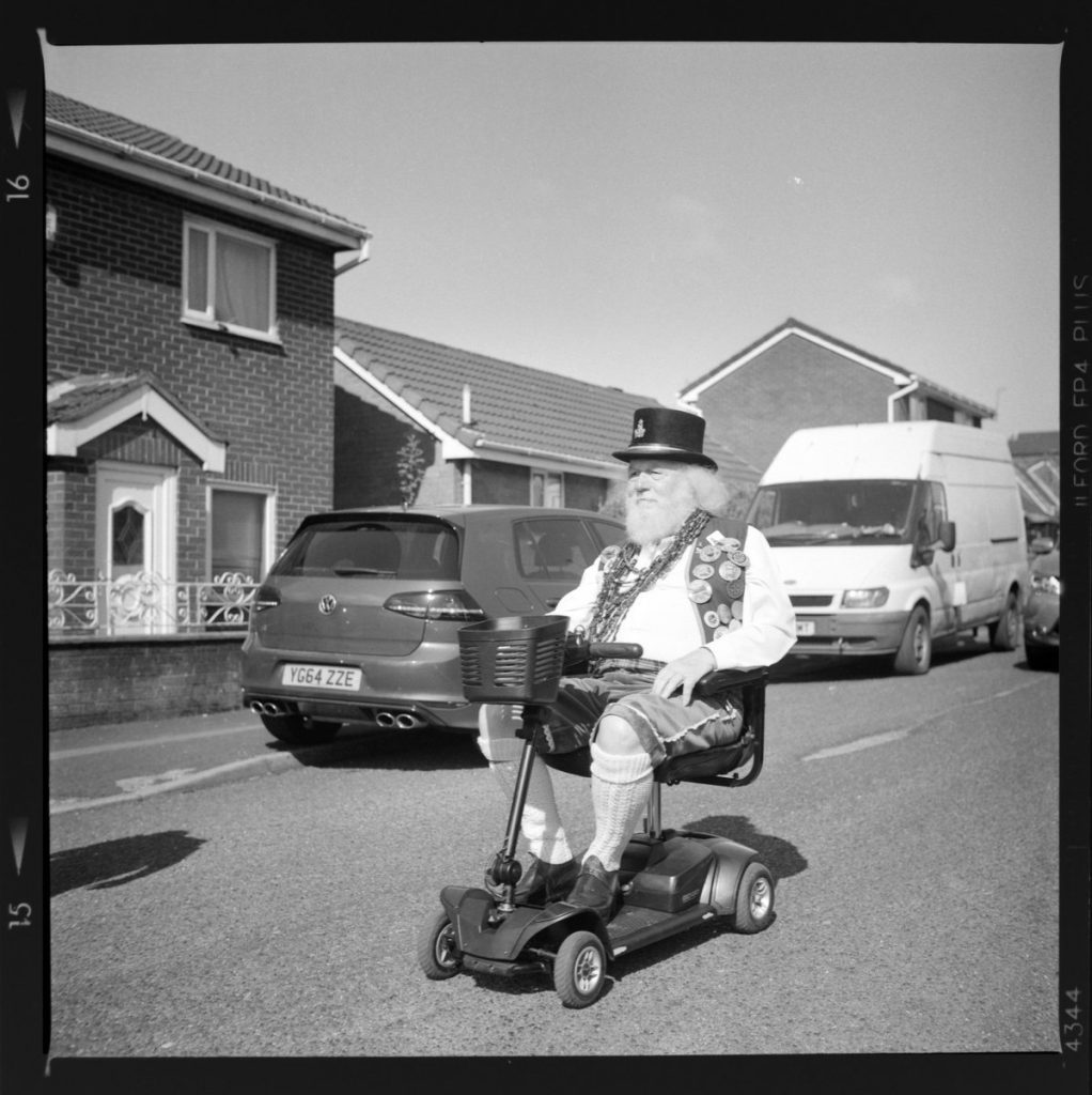 @davewooff #ilfordfridayfavourites #Morris FP4 plus on a Yashica MAT