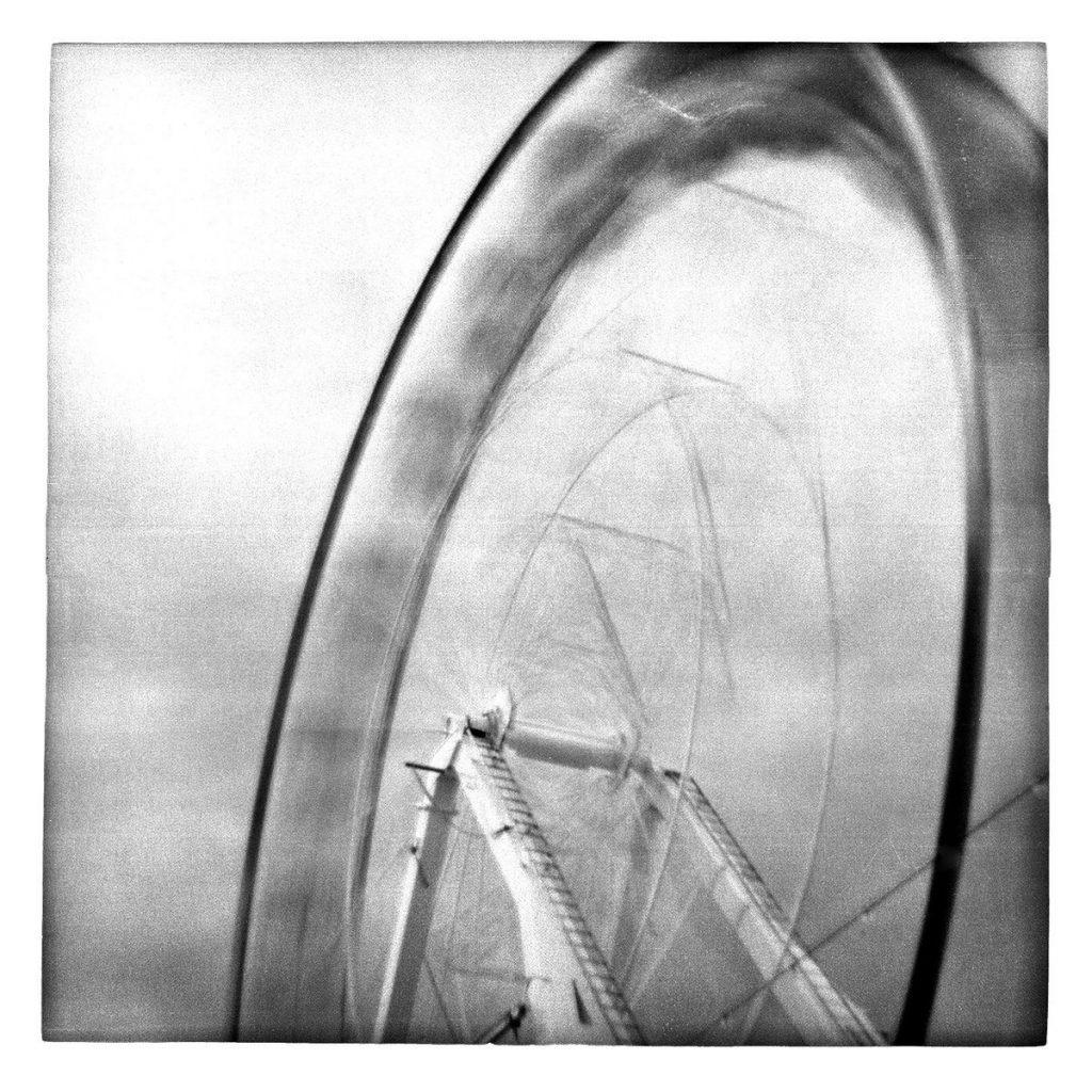 @martynhphoto Ferris Wheel Reposting this for #ilfordfridayfavourites #mediumformat @ILFORDPhoto XP2 - Medium Format film #ilfordfridayfavourites