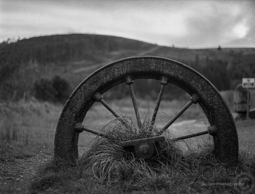 "@timdobbsphoto ""Remnants of the Coal Mines"" ... Mamiya 645 on ilford FP4+ dev in Rodinal #ilfordfridayfavourites #mediumformat @ILFORDPhoto #Wales -Medium Format film #ilfordfridayfavourites"