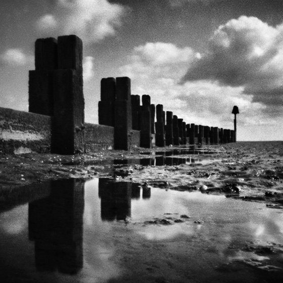 @JohnScarbro1 Noon Pinhole 612 Pan F @ 7 Elephants Dev in Rodinal #lifordfridayfavourites #water #noonpinhole #pinholephotgraphy #beliveinfilm