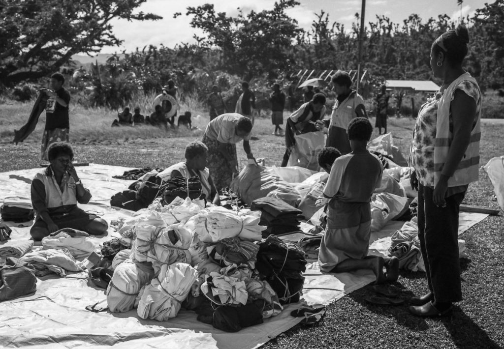 @jwgalleryuk Tanna, Vanuatu - 2015 Supply distribution to remote villages after Cyclone Pam. #ilfordfridayfavourites #storytelling #ilfordpanf
