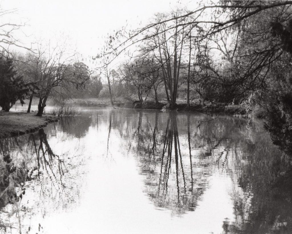 Lake scene by Jo Gennard shot on ILFORD b&w film