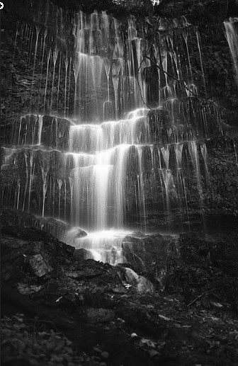 @habu333 #ilfordfridayfavourites #water shot with Nikon F on Pan F+.