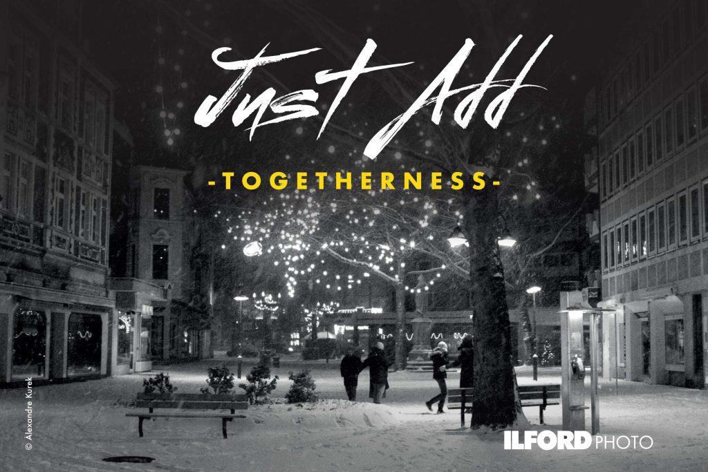Ilford Photo Christmas Card 2016