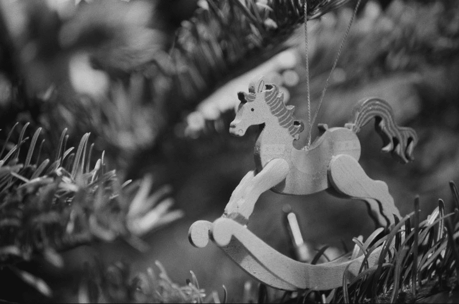 Winning entry in the #ilfordxmas2017 competition