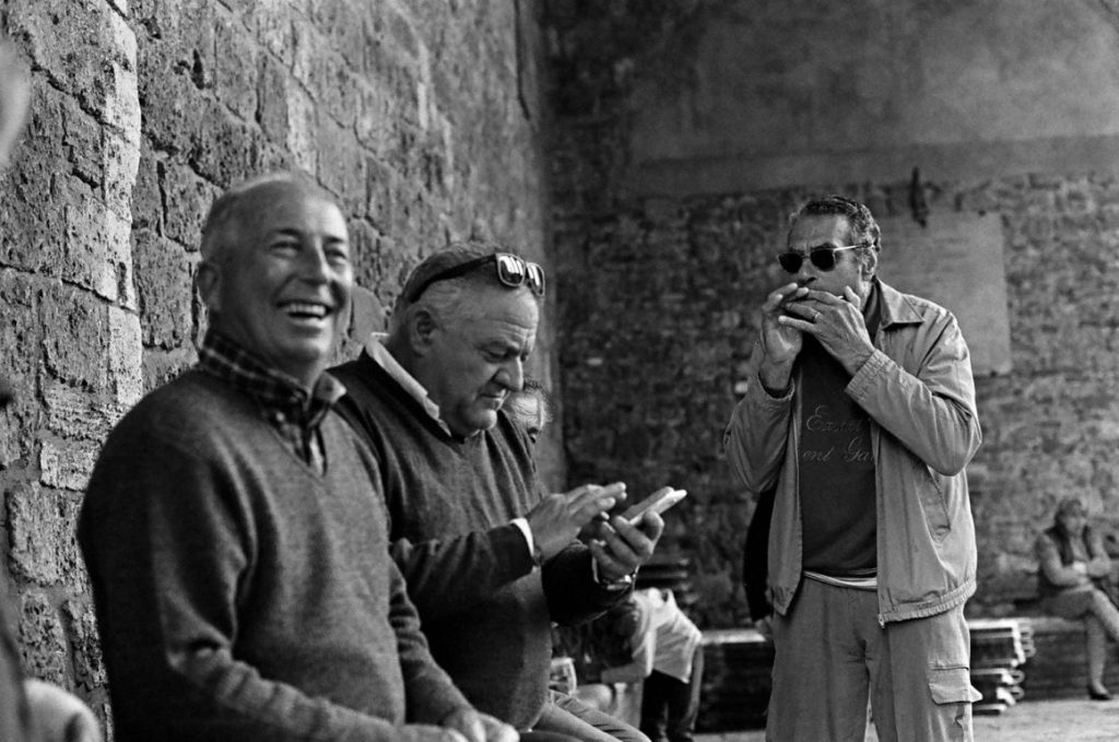 Siena - shot on black and white iILFORD Film by Meredith Schofield