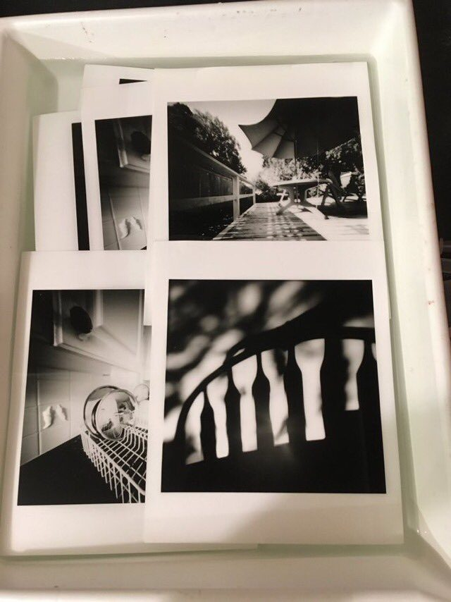black and white darkroom prints by @drmarksrover for #fridayfavourites #pride