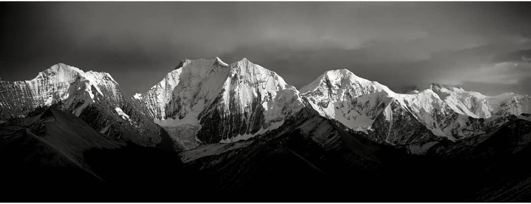 Spirit of the Mountains by Darnell Wu - Shot on ILFORD PHOTO HP5 Plus black and white film