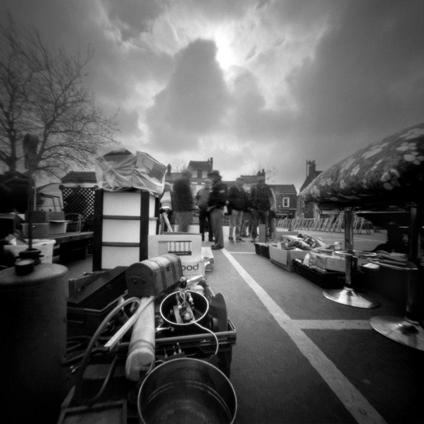 @JohnScarbro1 23h23 hours ago Hootlet More Waiting for the sale. @ONDUpinhole 6X6 @ILFORDPhoto Pan F #fridayfavourites #plusfilms #pinhole #pinholephotography #lensless #believeinfilm #ilfordpanf #ilfordphoto