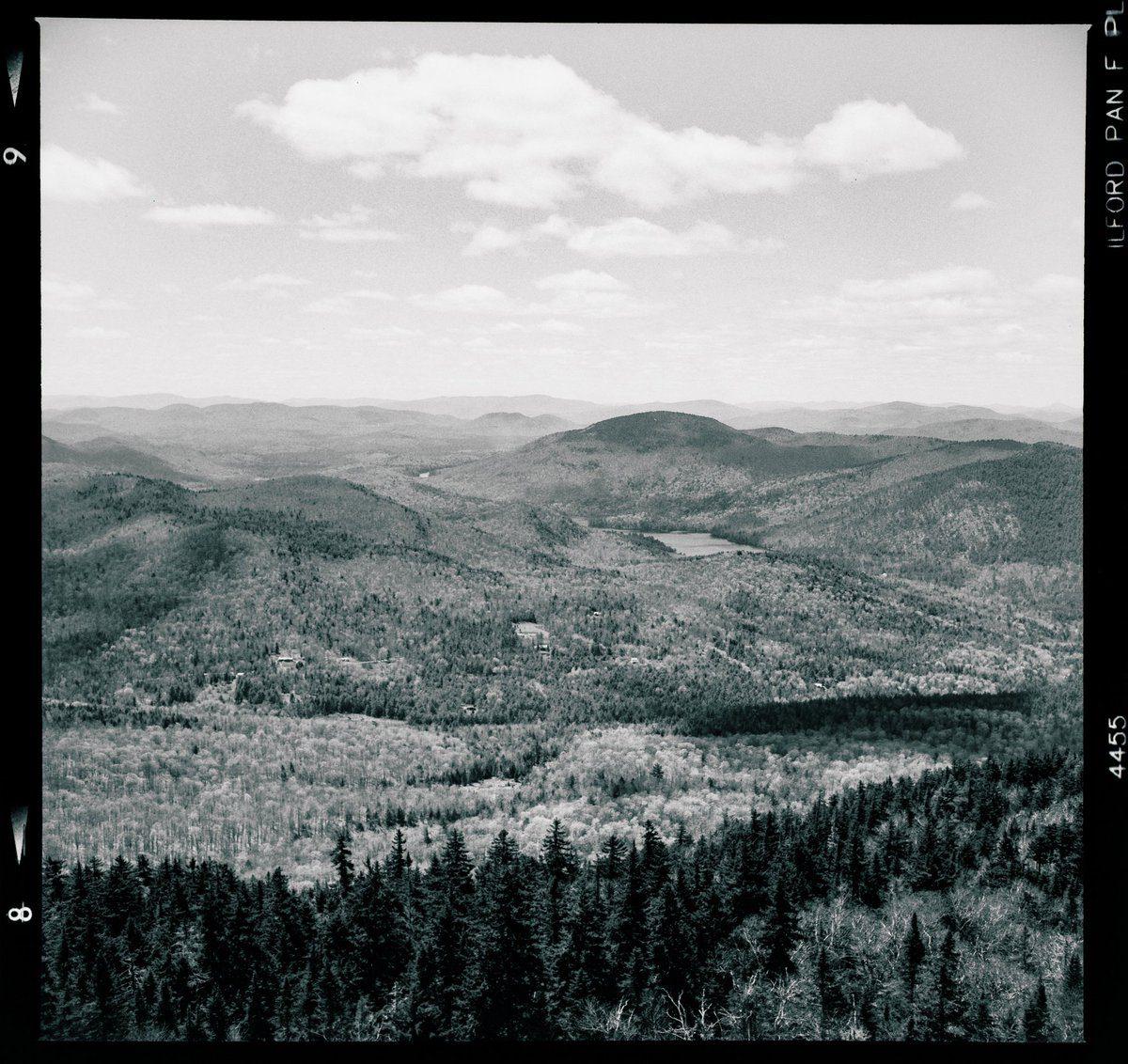 @MattAngleyPhoto Jun 3 Hootlet More 📍Crane Mountain, Adirondacks 📷 Zeiss Ikoflex 1C 🎞 Ilford Pan F Plus #fridayfavourites #panFplus #endless #ilfordphoto #believeinfilm #mediumformat #landscapephotography #zeiss #blackandwhite #photography