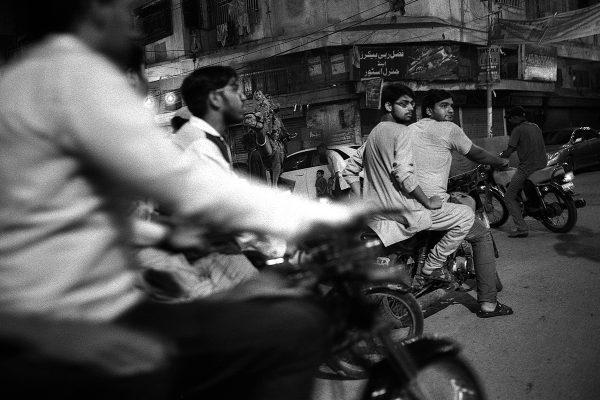 Photojournalism shot on Ilford HP5+