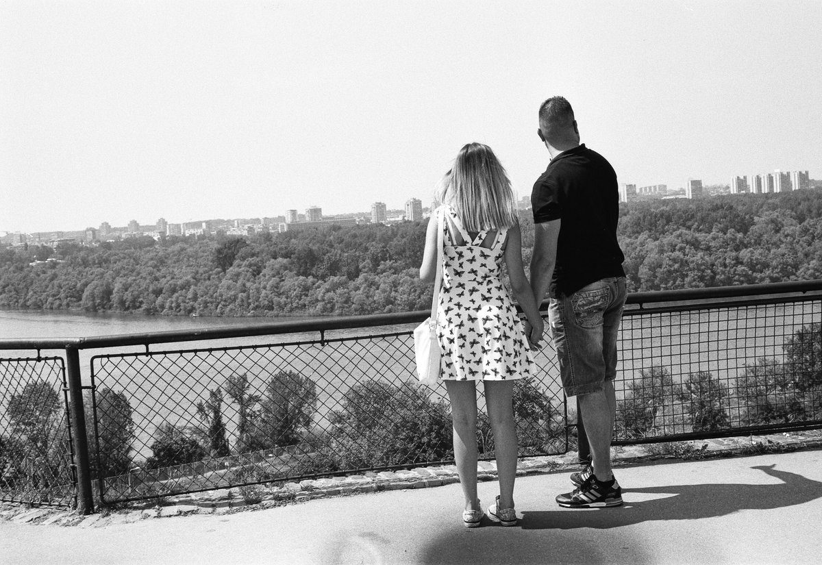 @hejrevell Sava River view from Kalemegdan Park, Belgrade Serbia, ILFORD PanF Plus & Leica M7 | 50mm Summicron lens. #ilfordphoto #fridayfavourites #happyfilm #Ilford @ILFORDPhoto #LeicaArchitecture #35mm #AnalogPhotography #film #FilmPhotography #Leica #leicasociety #LeicaCamera