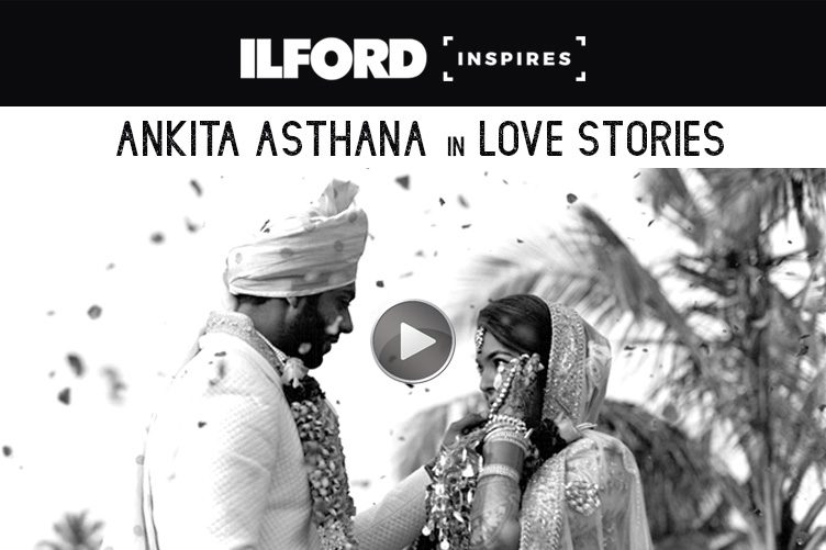 Hero banner linking to ILFORD Inspire You Tube featuring Ankita Asthana