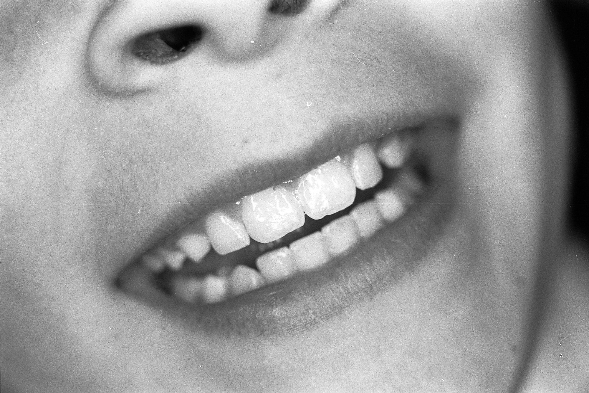 @calor_gas_terry Here's my son's #smile #ilfordphoto #fridayfavourites #smiles Taken with my OM2n on FP4+