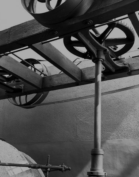 Capturing Wine Making Equipment on Ilford HP5 Film