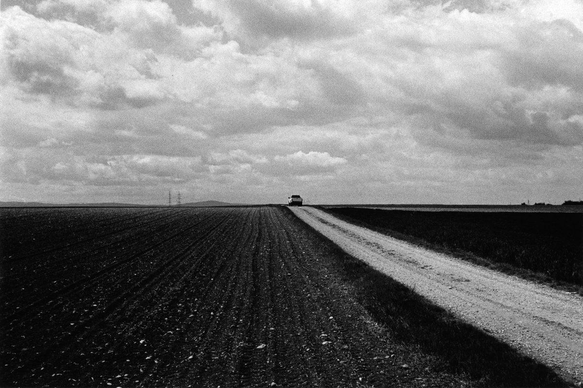Vienna Fields shot on HP5 ©Jahan Saber