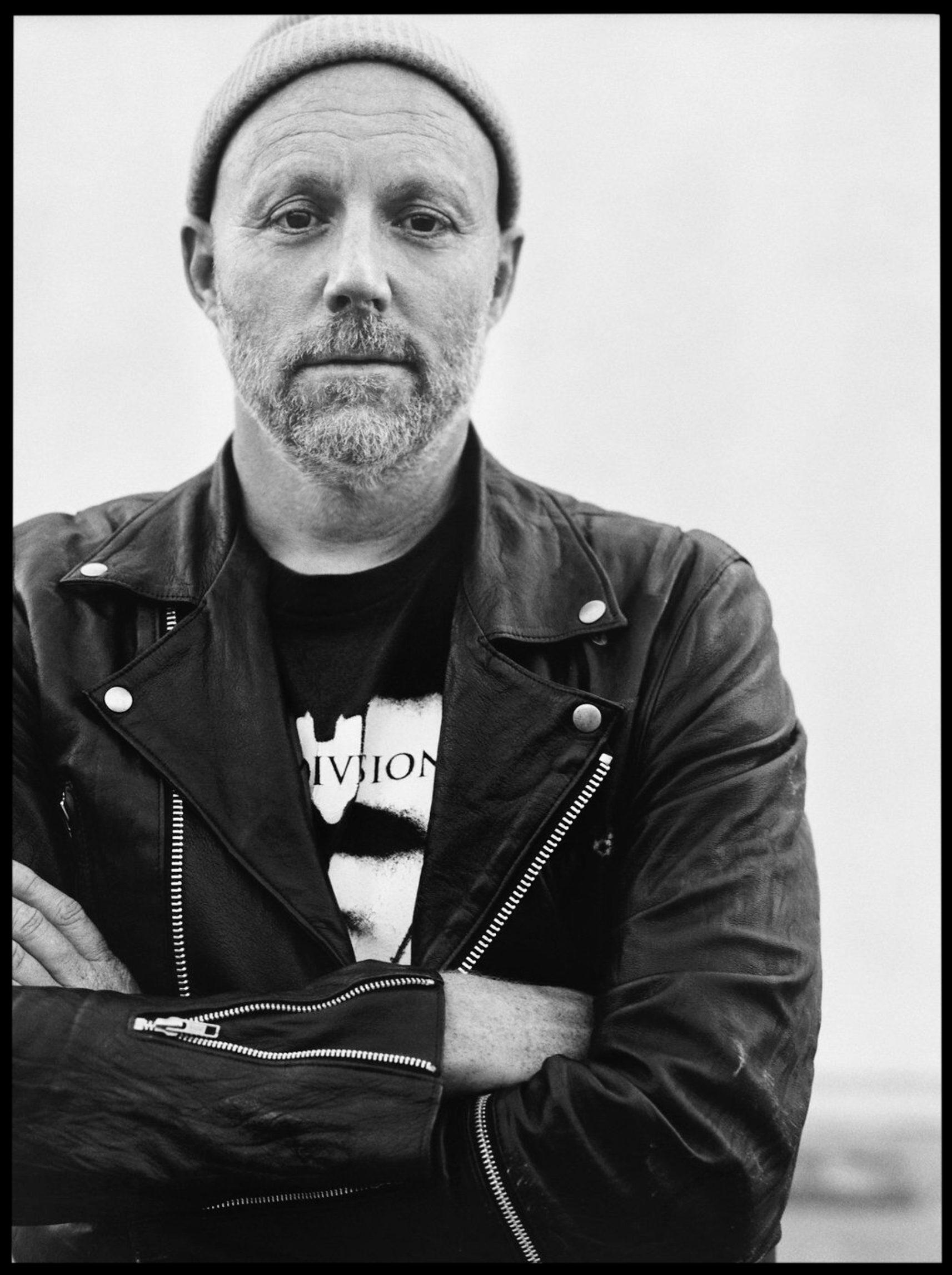 Portrait of photographer Robbie Jeffers
