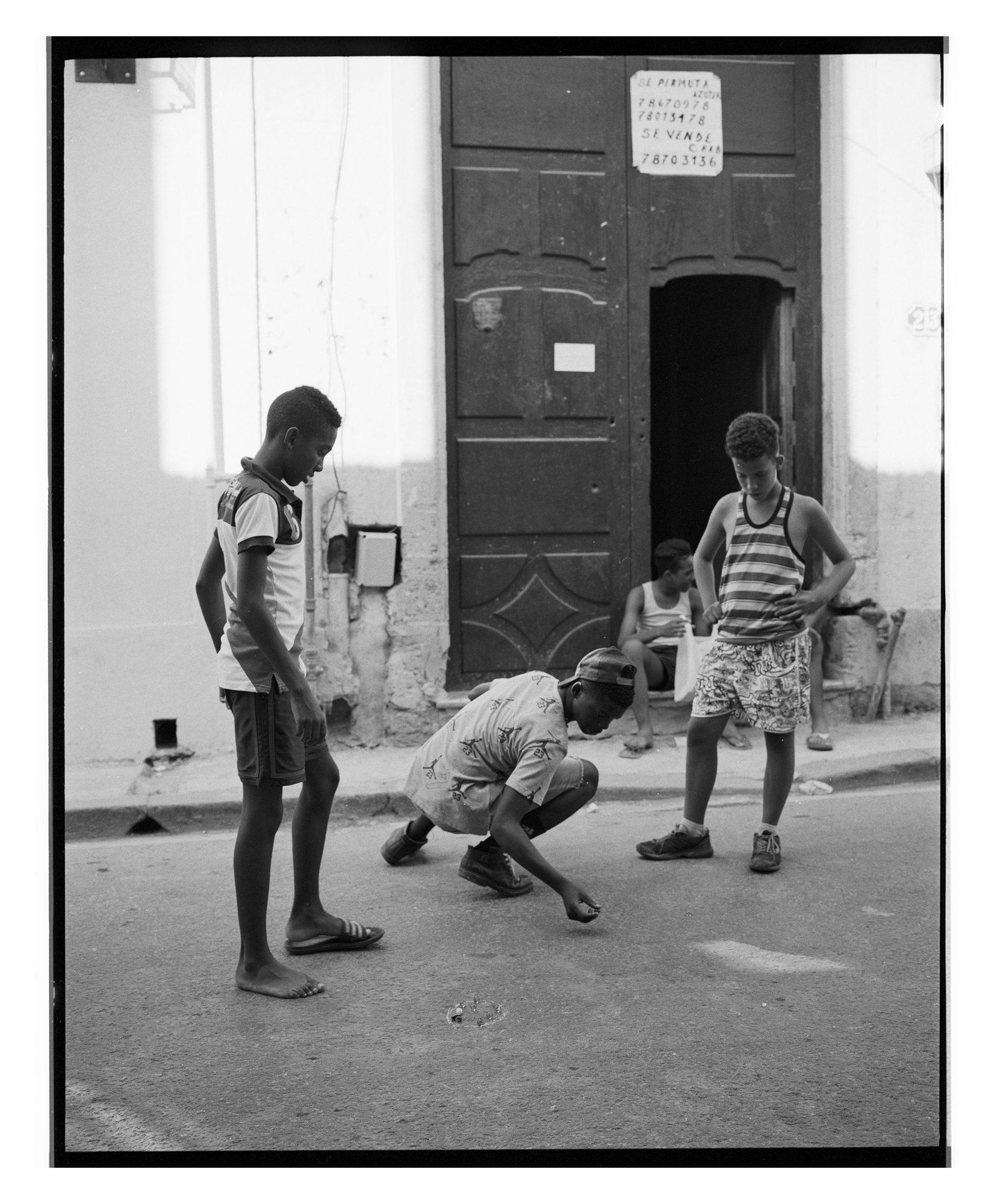 Cuba by Brett Hillyard on ILFORD black and white HP5+ Film