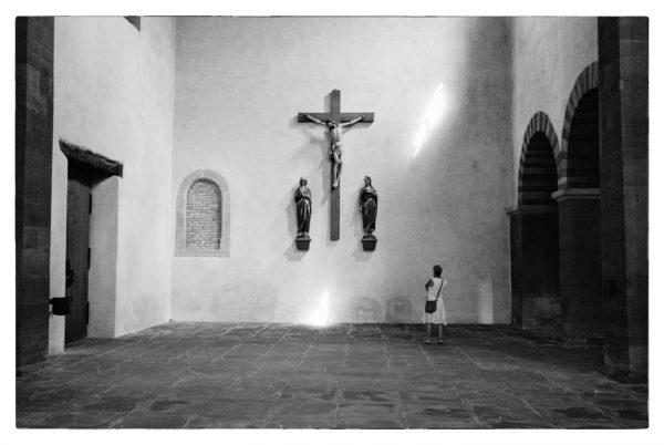 Carlos Carreter. Leica M2 + XP2. Sankt Peter und Paul, Reichenau island #ilfordphoto #fridayfavourites #shotonXP2