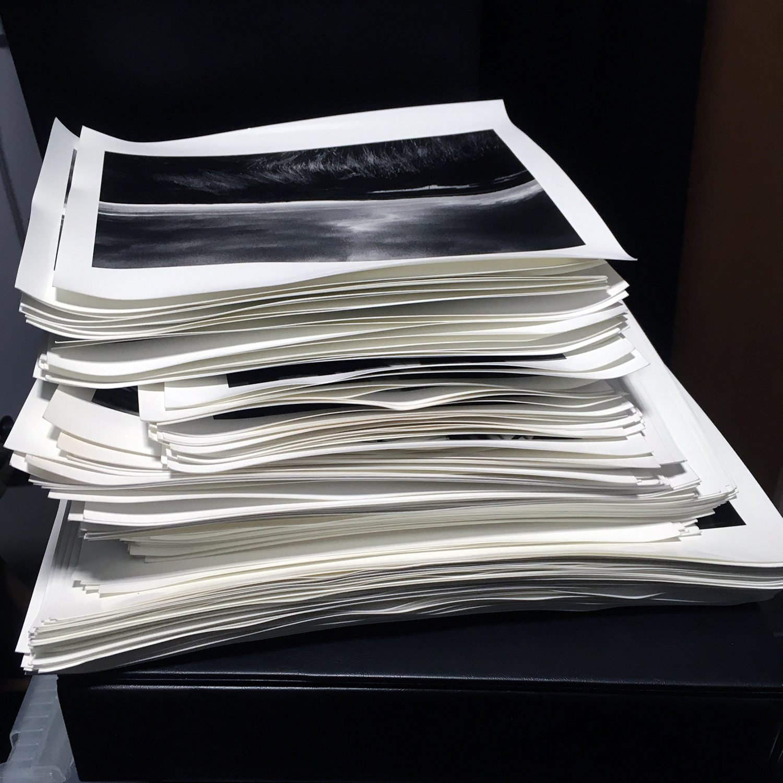 Stack of prints_WEB