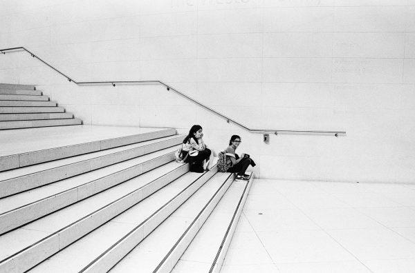 Black & white film photography by Sandeep Sumal BritishMuseum_HP5_NikonF6