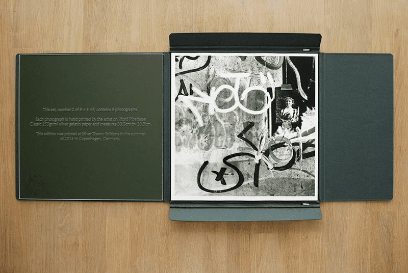 @Andreas_Olesen_ · 17h Replying to @ILFORDPhoto An edition of prints I made on Ilford Fiber Paper. #fbprint #ilfordphoto #fridayfavourites