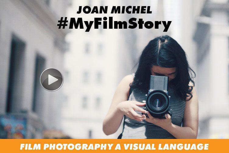 My Film Story Hero Joan Michel