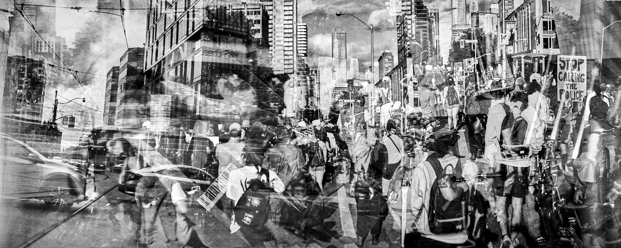 @matthewpiers @ILFORDPhoto Ortho+ is fundamental to the look of my experimental multiple exposures with toy cameras. #ilfordphoto #fridayfavourites #myfavouritefilm