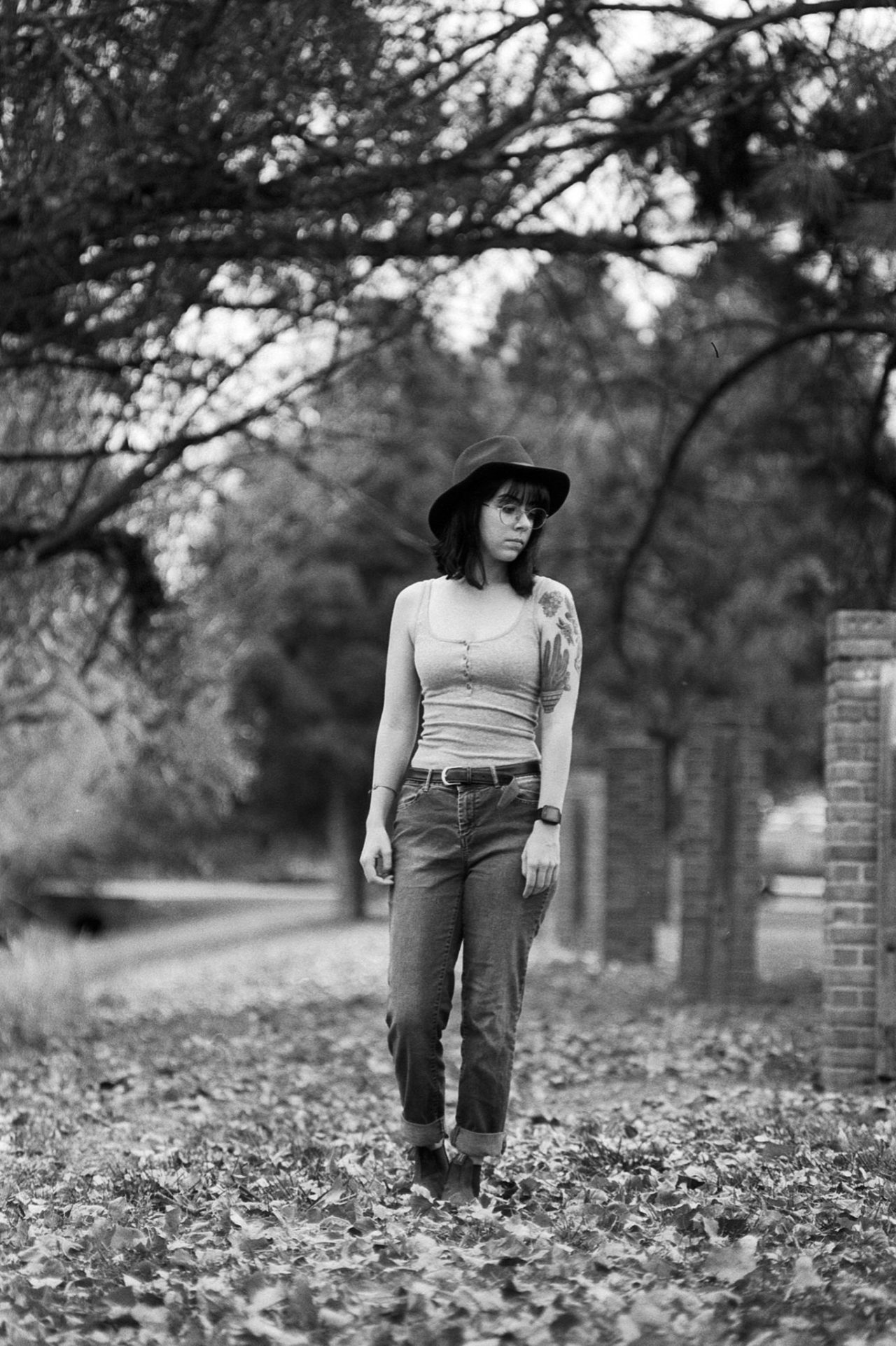 @suzlopez321 Replying to @ILFORDPhoto #filmpeople shot recently hp5!