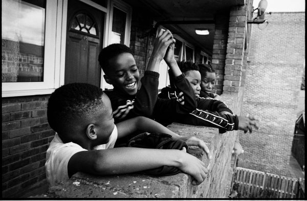 Kids on the Block © Brunel Johnson
