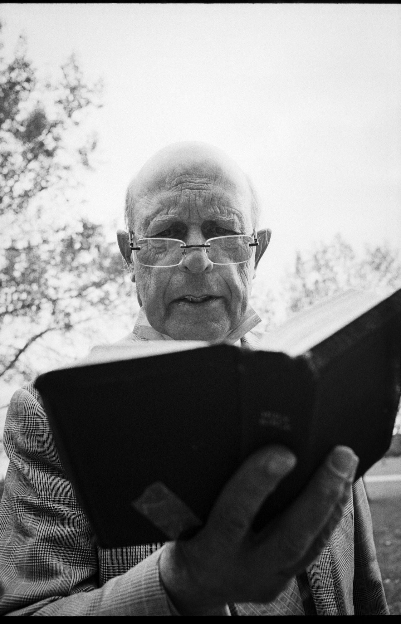 Preacher 2 © Brunel Johnson