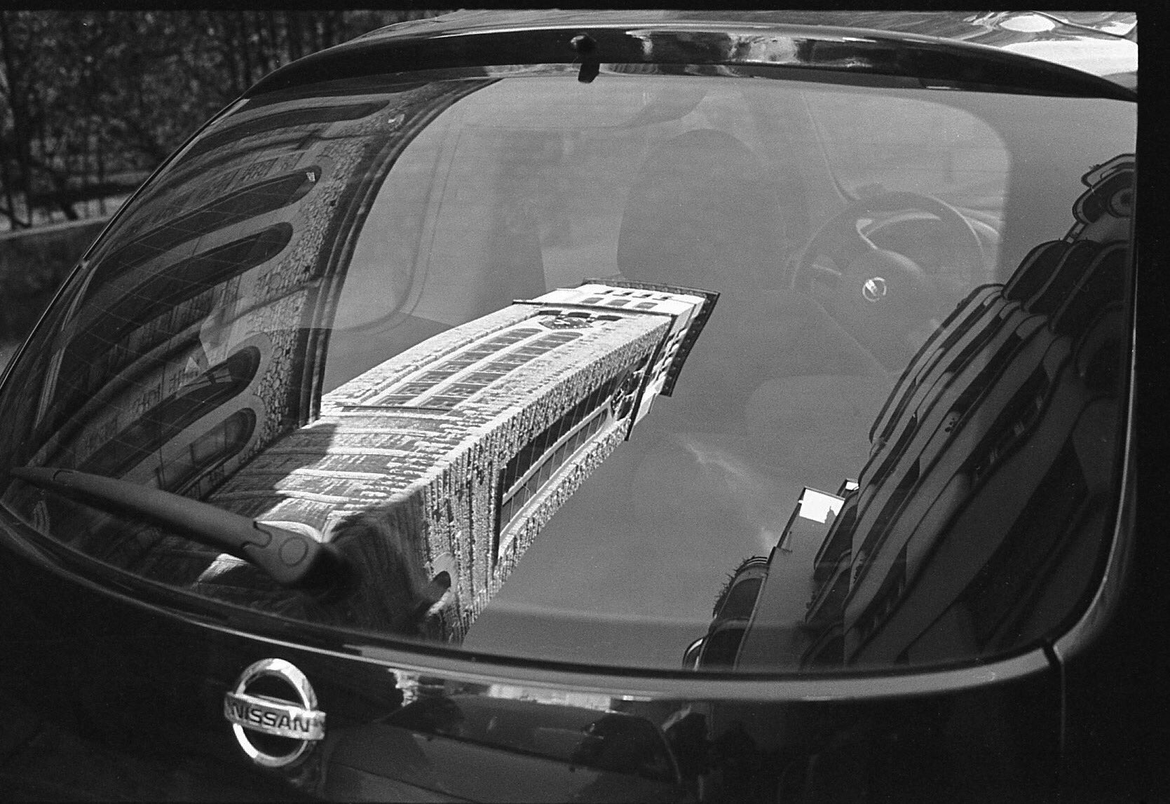 @justgipsy · 18h Replying to @ILFORDPhoto #carsonfilm #ilfordphoto #fridayfavourites Plenty of room in the back of this car for those difficult to fit objects. #delta100
