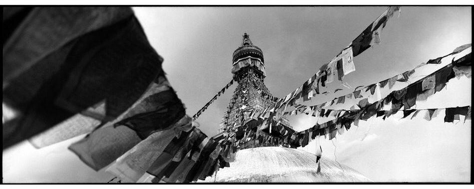 poloczanski_mikolaj Kathmandu. Boudha Stupa #hasselbladxpan #xpan #monovisions #monovisionsawards #ilford #ilfordfilm #ilfordphoto #ilfordxp2 #bnw #bnwphotography #bnw_captures #analog #analogfilm #analogcamera #panorama #panoramiccamera #24x65 #filmnotdead #enjoyfilm #shootfilm #myfavouritefilm #fridayfavourites #panoramic #ilfordphotopl #worshipfilm #nepal #nepal8thwonder #makaluadventure_official #makaluadventure