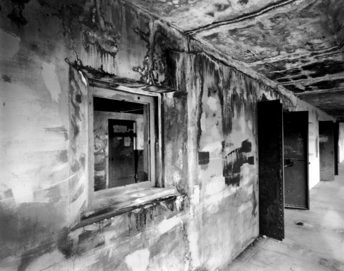 Fort-Warden-John-Engelman-4x5-Pinhole-FP4-Plus