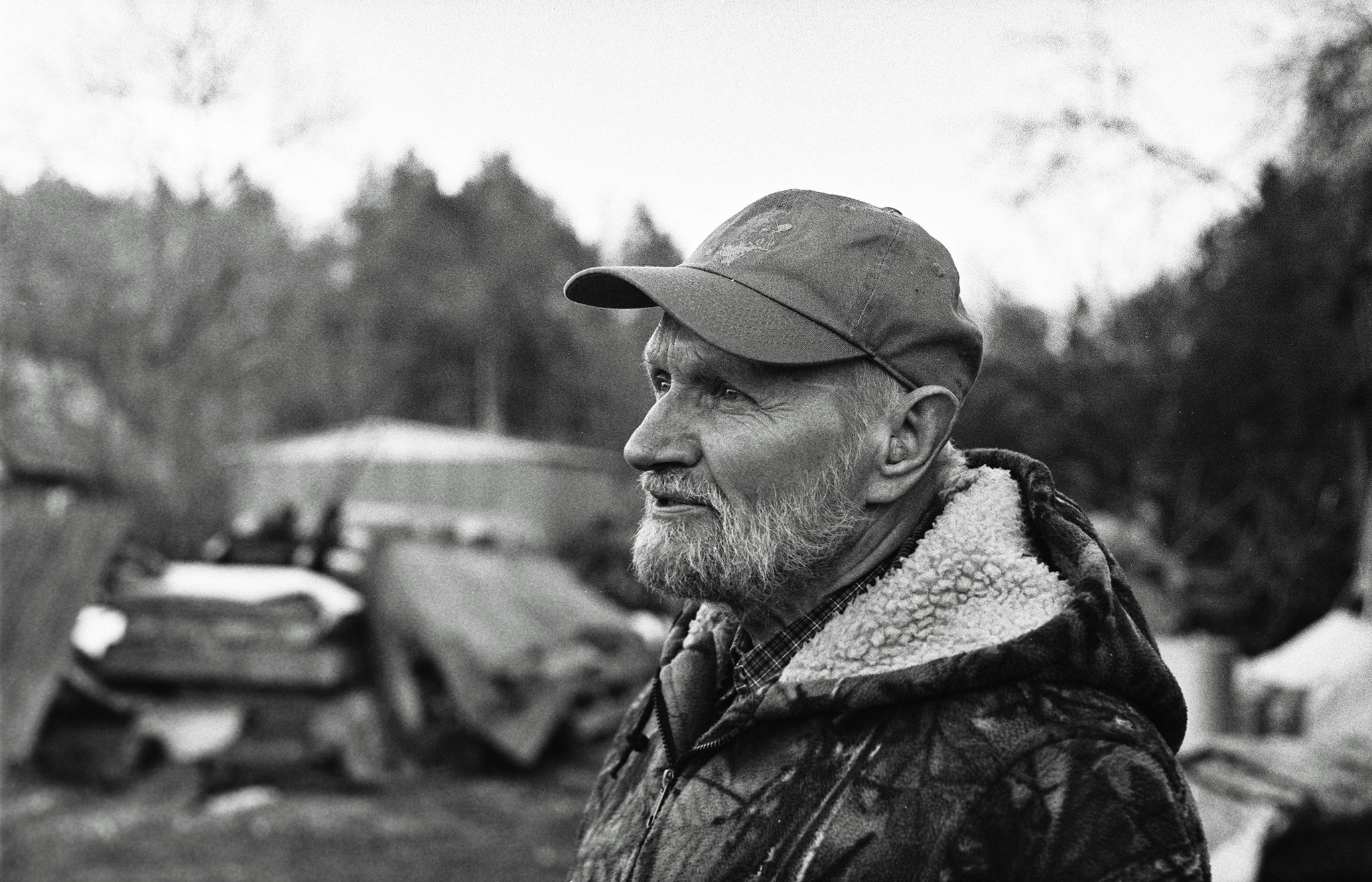@SBH2O My dad. Shots taken with #leicam3 and @ILFORDPhoto HP5. Scanned with Fuji X-T2. #ilfordphoto #fridayfavourites #filmfathers