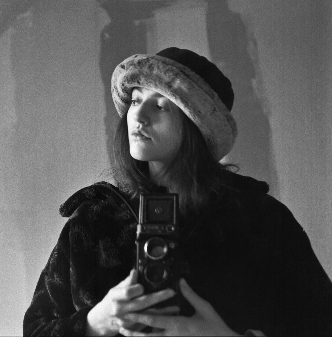@lucindaklewis · Jun 9 Self portraits with @ILFORDPhoto shot on Yashica and Mamiya #meonfilm #fridayfavourites #ilfordphoto #fp4 #hp5