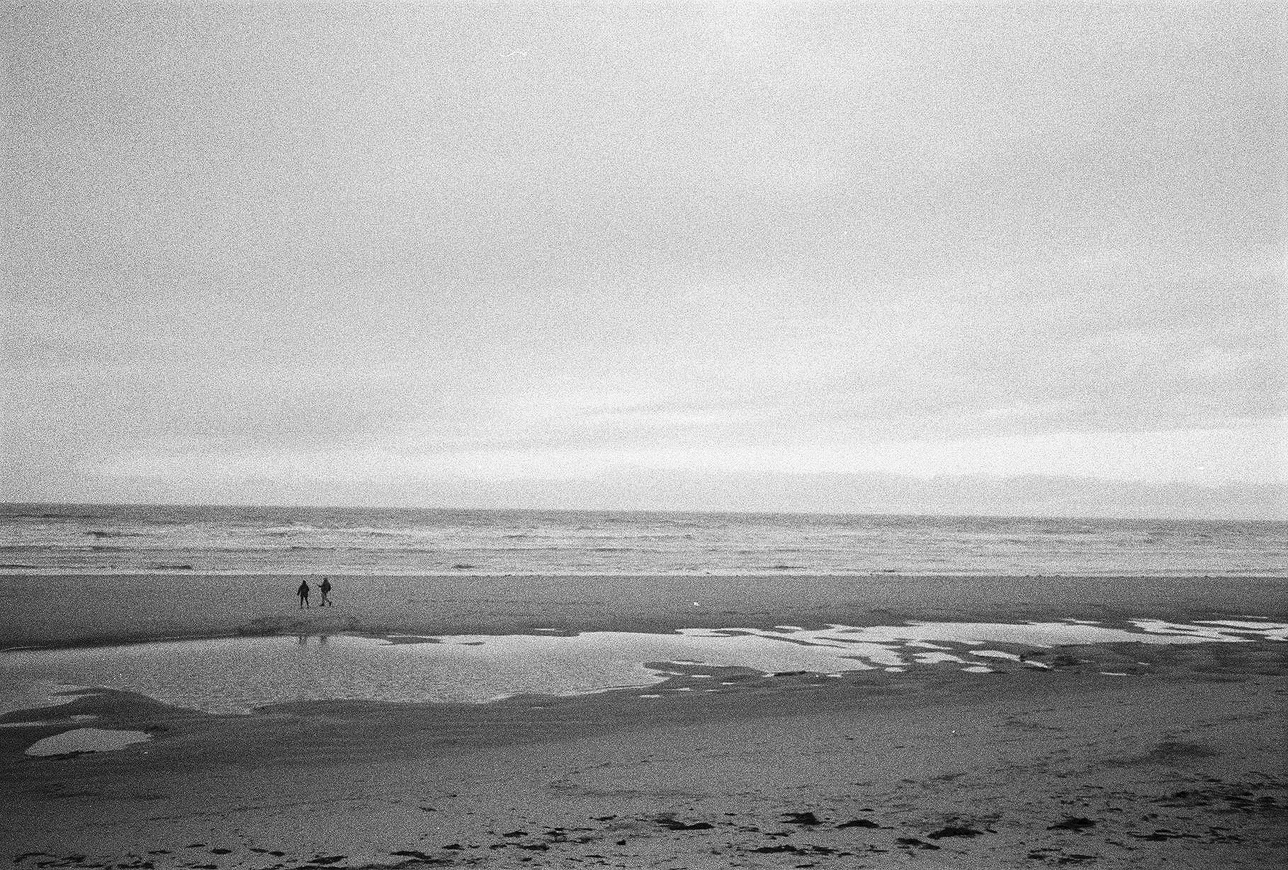 7. Rainy day in Blackpool – HP5 Plus, Canon sureshot AF 7s
