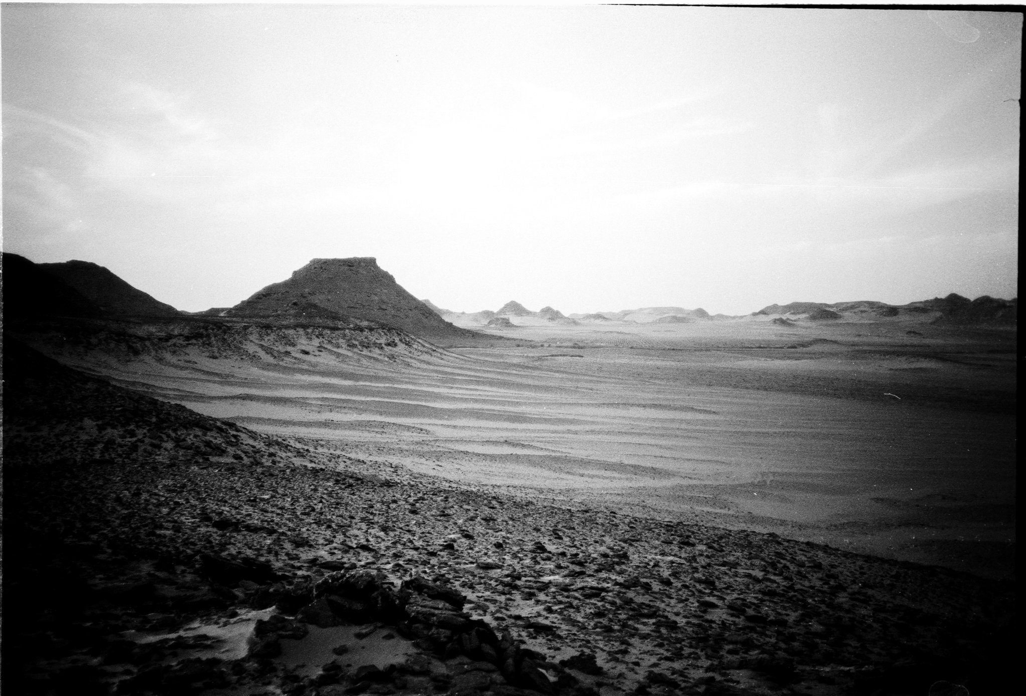 @Virgil_Roger Replying to @ILFORDPhoto #ilfordphoto #fridayfavourites #alienfilm in the Egyptian deserts 3/3 #panF at iso 50