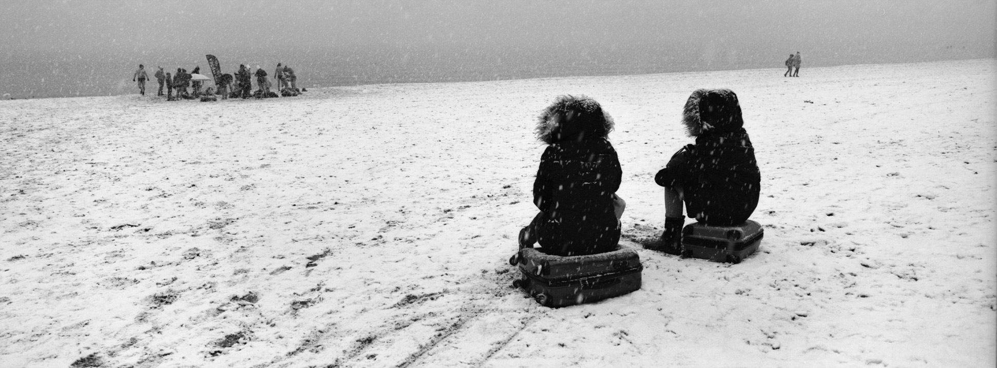 Gdańsk Beach, f = 8, exp = 1 / 60s,